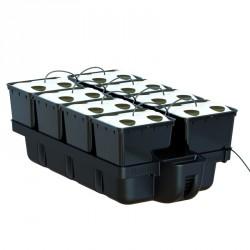 Platinium AeroPro 32 plantes 8 pots 110 x 60 x 38,5 cm