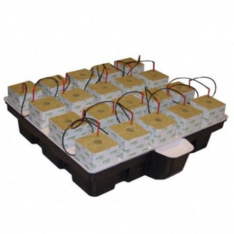 Platinium HydroStone 1m² 20 cubes 100 x 99 x 26,5 cm
