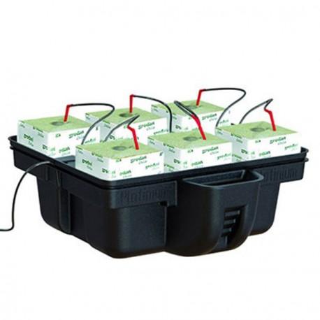 Platinium Hydroponics - HydroStone 60 (6 plantes) 60x60x26,5cm