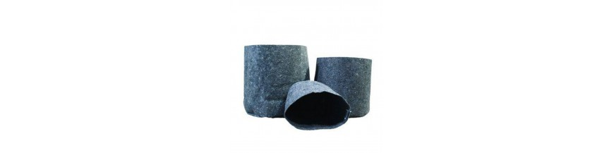 Pots textile