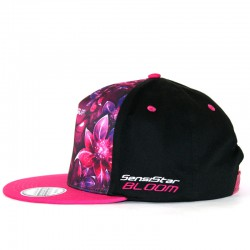 CASQUETTE ROSE SENSISTAR BLOOM