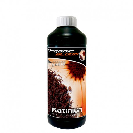 PLATINIUM ORGANIC BLOOM 500ML