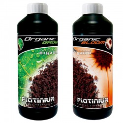 Pack d'engrais Organic grow & bloom 1L