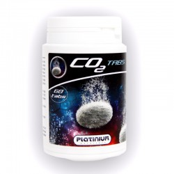 CO² TABS BOITE DE 60PCS - PLATINIUM NUTRIENTS