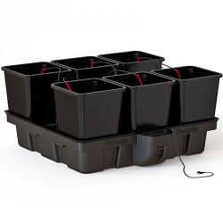 Platinium HydroStar 100 Big Pots 6 pots 25 L 100 x 99 cm