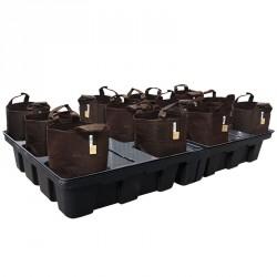 Système Big Pot Pouch Soil 200-12 - Platinium Hydroponics