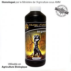 Platinium Nutrients Engrais Humic Fulvic Booster 250ml