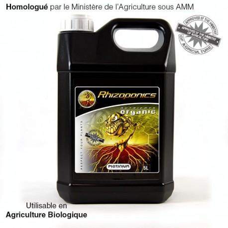 Platinium Nutrients - Fertilizer Rhizoponics 5L