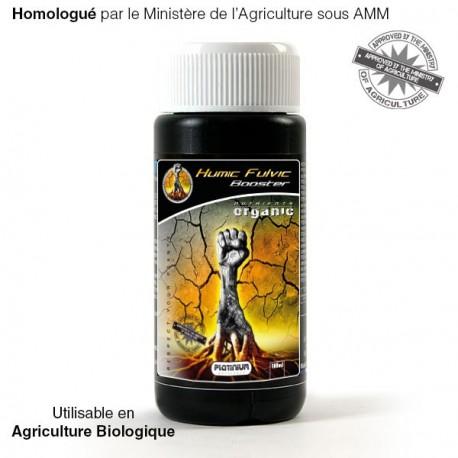 Platinium Nutrients - Engrais Humic Fulvic Booster 100ml