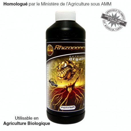 Platinium Nutrients - Fertilizer Rhizoponics 250ml