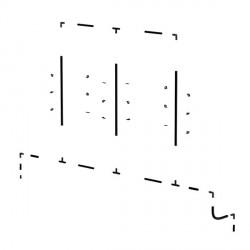Platinium Hydroponics - Pyramide piping and irrigation system