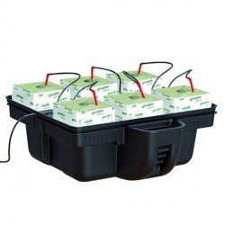 Platinium Hydroponics - HydroStone 60 (6 plantes) - MJ 400