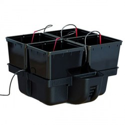 Platinium HydroPro 4 pots - MJ 500