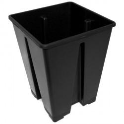 Square pot 15x15x20cm 3,6L