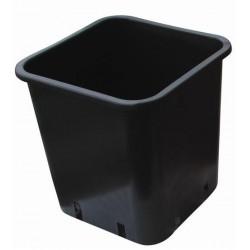 Square pot 18x18x23cm 6ltr
