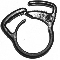 Abrazadera 16mm