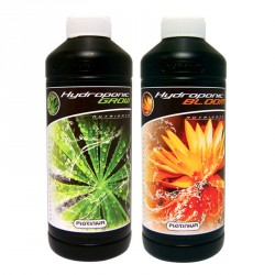 Pack Platinium Hydroponic Grow & Bloom 1L