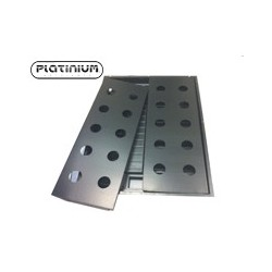 Aero Lid Platinium for Duma table