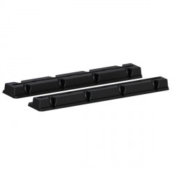 Double support of Bato pots for Platinium Modular 100