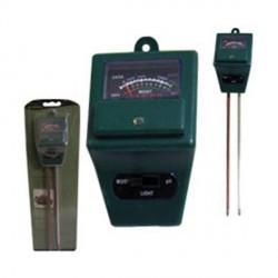 Platinium - pH metre sol + humidité + luxmetre