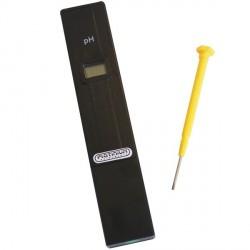 Platinium - pH mètre de poche
