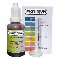 Platinium - Test Kit PH