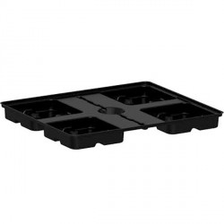 TRAY PLATINIUM 80 BIG POTS