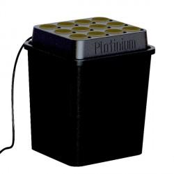 Platinium Hydroponics - Système SuperCloner 12 plantes