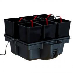 Platinium Hydroponics - HydroStar 60 6 pots 60 x 60 x 39,5 cm