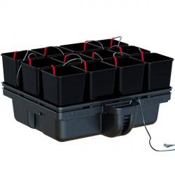 Platinium HydroStar 80 12 pots (80x80x39cm)