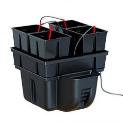 Platinium HydroStar 40 4 pots de 3,4L (40x40x32cm)