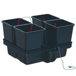 Platinium HydroStar 80 Big Pots 4 pots 25L 80x80cm