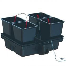 Platinium HydroStar 80 Big Pots 4 pots 18L 80x80cm